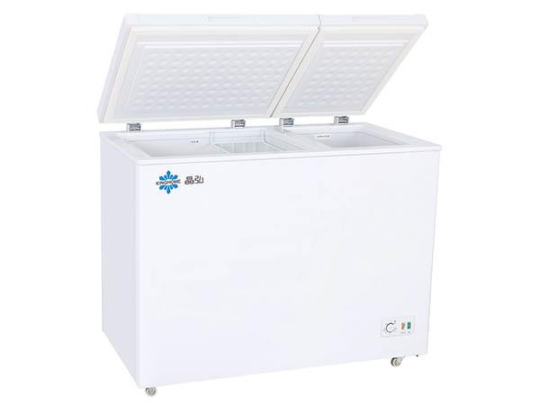晶弘冰箱家用冰柜