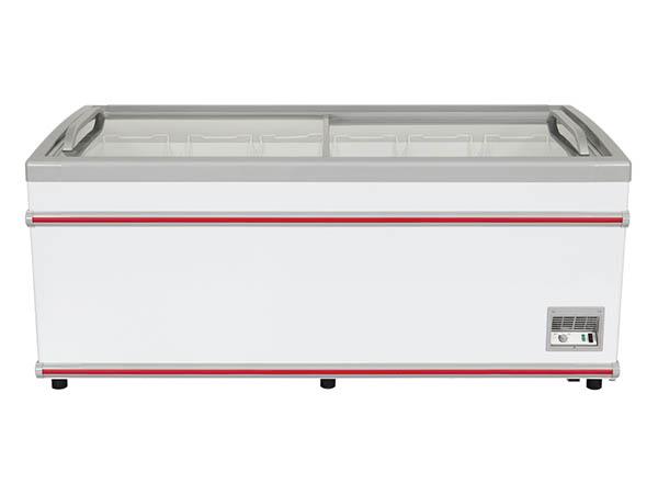 晶弘冰箱商用冰柜 SD-700H