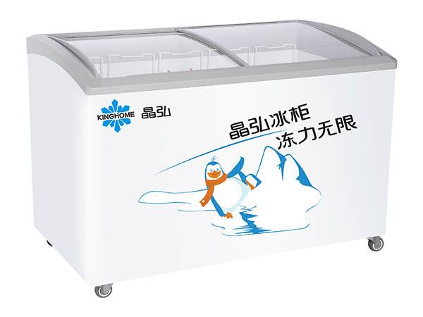 晶弘冰箱商用冰柜 SD-405Z