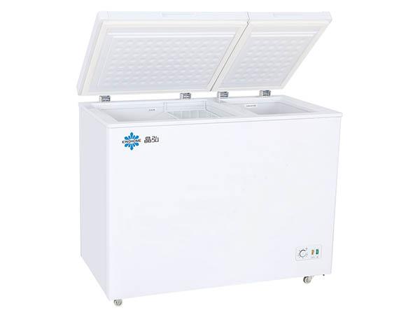 晶弘冰箱家用冰柜 WCD-165D
