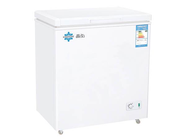 晶弘冰箱家用冰柜 BC/BD-115D