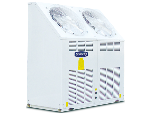 户式机系列-HU系列斜上出风户式风冷冷(热)水空调机组