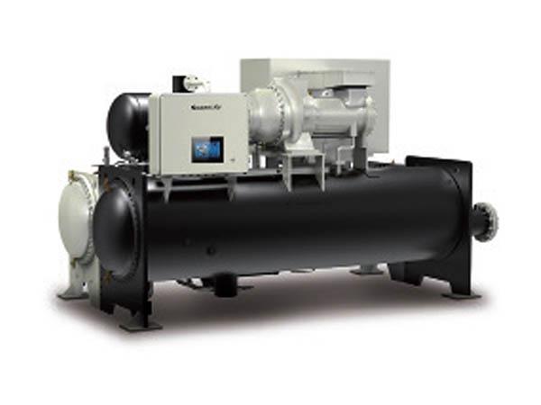 离心机系列-CVT系列高效永磁同步变频离心式冷水机组